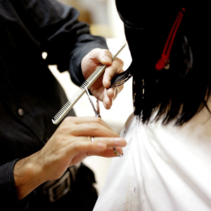 Regular hair maintenance tips.