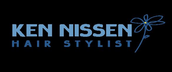 Ken Nissen Hairstyling logo